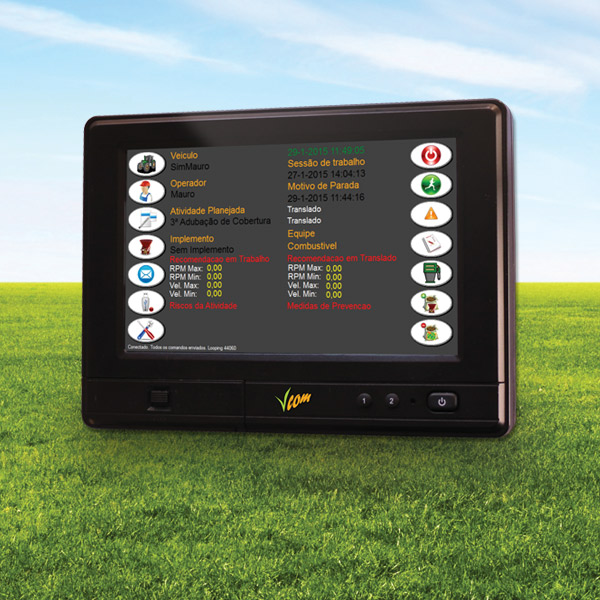 Agricultural management software